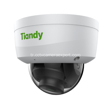 5MP Starlight Vandalproof Mini IR Dome Kamera 2.8mmTC-C35KS
