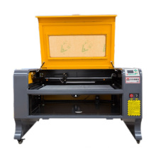 High performance co2 laser glass engraving machine  1080 with rotary device