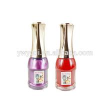 Meilleure vente plus couleur en option organique à base d'eau vernis à ongles