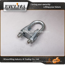 us type drop forged wire rope clip