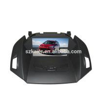 Navegador de coche de doble núcleo de pantalla táctil para Ford Kuga 2013 con GPS / Bluetooth / Radio / SWC / Virtual 6CD / 3G / ATV / iPod