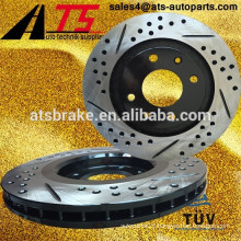 Punch line disc rotor 4246B1