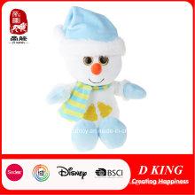 Regalos de navidad Peluche muñeco de nieve blanco juguetes