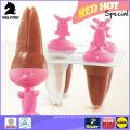 Popsicle plástico vendendo quente da boa qualidade