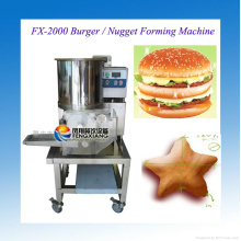 Nugget Shaping Machine, Patty Shaping Machine, Nugget Making Machine Fx-2000