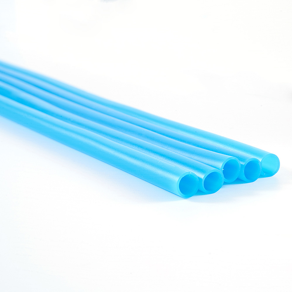Blue disposable tourniquet for nurses