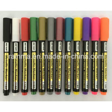 Metallic Color Paint Marker mit verschiedenen Farben