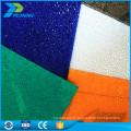 Panneaux de polycarbonate transparents solides de qualité supérieure