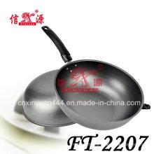 Cast Iron Deep Frying Pan (FT-2207)