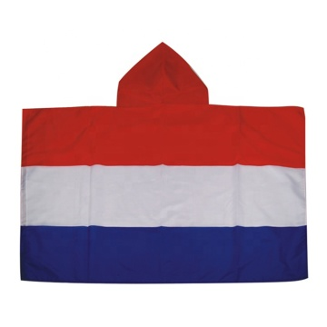 individuell bedruckte National Cape Body Flag