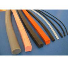 Tiras de caucho de silicona de grado comercial