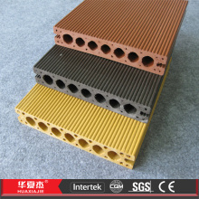 Colored WPC Wood Plastic Composite Decking Flooring
