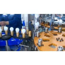 Máquina de solda automática do bulbo do filamento do diodo emissor de luz