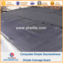 HDPE Dimple Geomembrane for Municipal Engineering