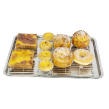 Stainless Steel Barbecue Mesh Baking And Cooling Rack