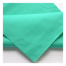 Hand Fabric Hot Cotton in Stock Stylish Green 100% Polyester Woven Plain Dyed Garment OEKO-TEX STANDARD 100 TWILL QUICK-DRY