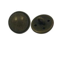 Botón del vástago del metal del latón de la venta de la fábrica