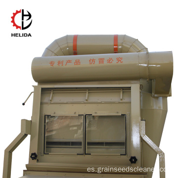 Cilantro y Grader / Dry Herb Seed Cleaning Machine