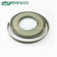ptfe guide soft tape plastic sealing strip hydraulic seal retainer