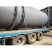 Biomass rotary dryer equipment