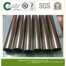 304 316 Stainless Steel Seamless Tube Stainless Pipe