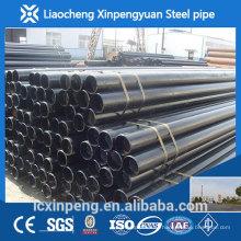 ASTM A53 / A106 Gr.B 16-дюймовый бесшовный стальной трубчатый стальной труба Sch40 и заводская цена