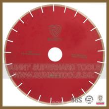 Diamond Circular Saw Blade for Stone, Basalt Cutting (SY-DSB-58)