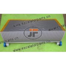 Kone Rolltreppe Aluminium Schritt KM5212510G17 / KM5212510G18