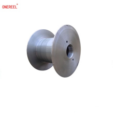 flat steel bobbins for wire cable