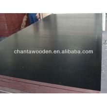LINYI mejor película negra / marrón frente a 11 o 13 capas de madera de capa marina