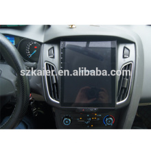 Android 10.4 '' 1din voiture lecteur DVD multimédia GPS pour Ford Focus 2012 2013 2014 Vertical Plein écran tactile OEM Wifi 3G Fonction