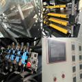 automatic kpu glove upper heating pressing machine
