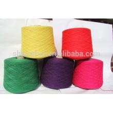 100% кашемир шерстяной пряжи для вязания с заводской цене