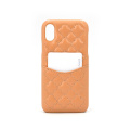 Portefeuille Slot Card Holder Cover Mobile Case