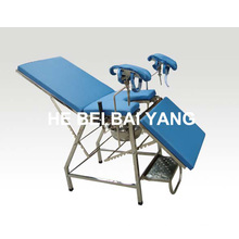 (A-177) Stainless Steel Delivery Bed