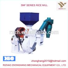 SNF tipo novo Rice moinho preço máquina