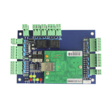 Wholesaler Wiegand Two Doors RFID Access Control Board Network WEB Access Controller With Free SDK