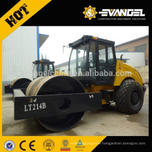LUTONG Roller Vibratory Sheeps Foot Compactor 14 Ton Road Roller LT214B Price