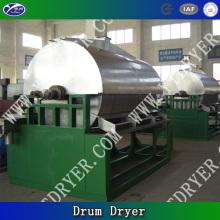Máquina de tambor de secagem do raspador
