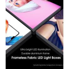 Ultra-Thin Soft Film Outdoor Billboard Light Box for Phone Shop
