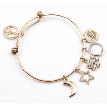 Bracelet de mode de bonne qualité avec Dangles