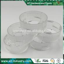Injection Mold Maker For Transparent Parts Plastic Part Mould Manufacture