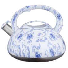 4.5L warna lukisan decal teakettle