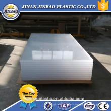 factory sale high quality acrylic sheet for basketball backboard
