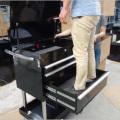 Tragbarer Garagen-Werkzeugkasten für hohe Beanspruchung