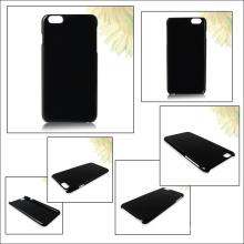 Nueva caja al por mayor del teléfono móvil de la PC para el iPhone 6, sublimación 3D para la caja iPhone6