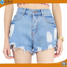 Shorts en jean pour femmes