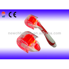 Red Photon Electric Derma Roller Skin Roller Beauty Massager Portable beauty equipment with CE