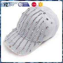 Latest product good quality knitting cowboy cap wholesale
