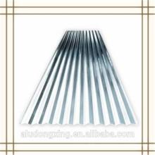 3005 H24 hoja de aluminio corrugado para el techo y muro cortina
